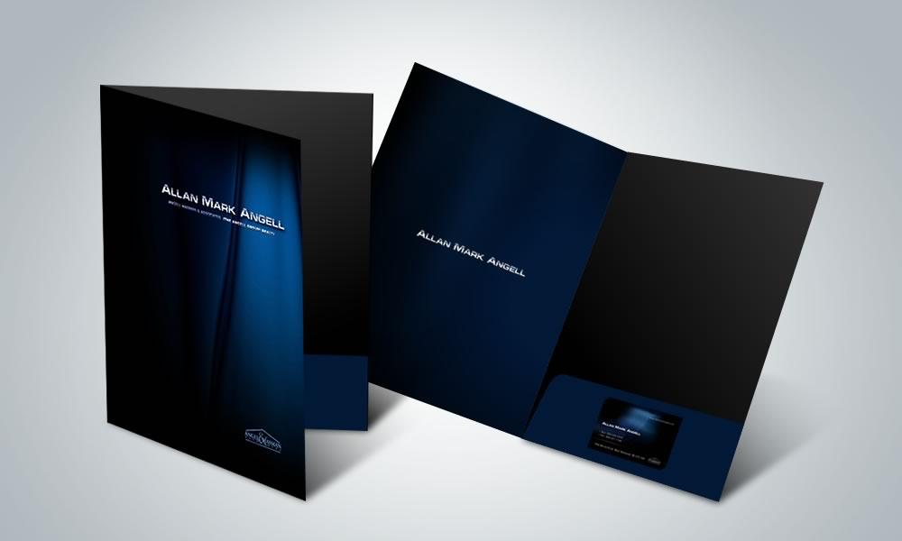 Branding and Graphic Design - Allan Mark Angell