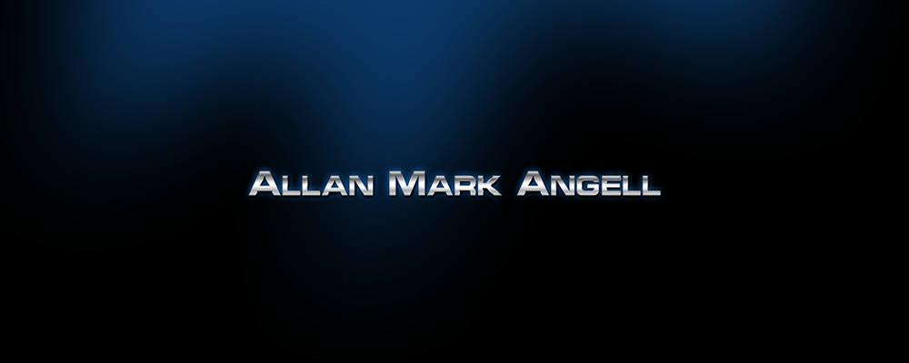 Logo Design - Allan Mark Angell
