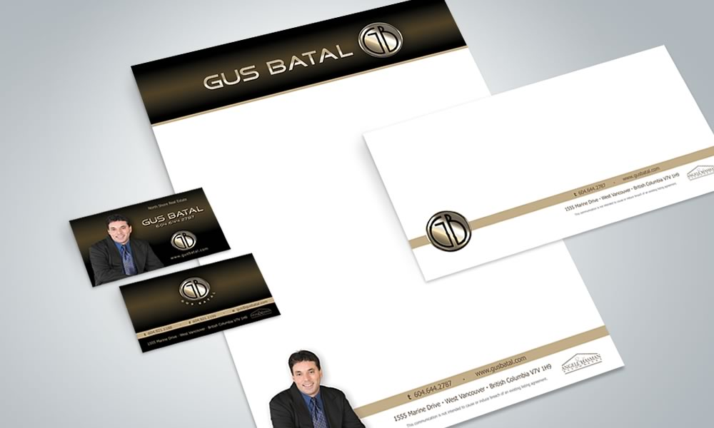 Branding and Graphic Design - Gus Batal