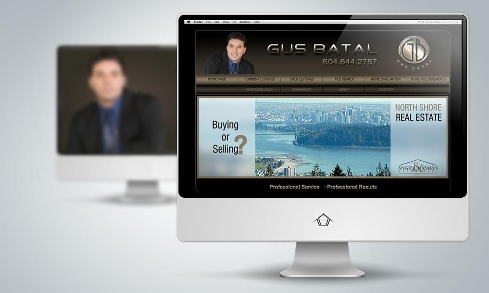 Web Design - Gus Batal