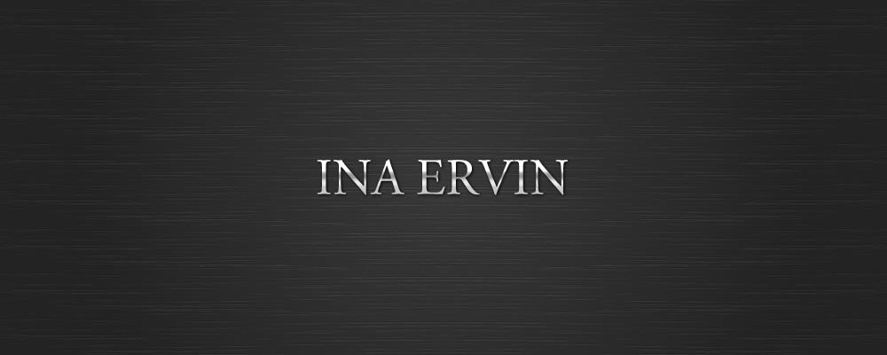 Logo Design - Ina Ervin