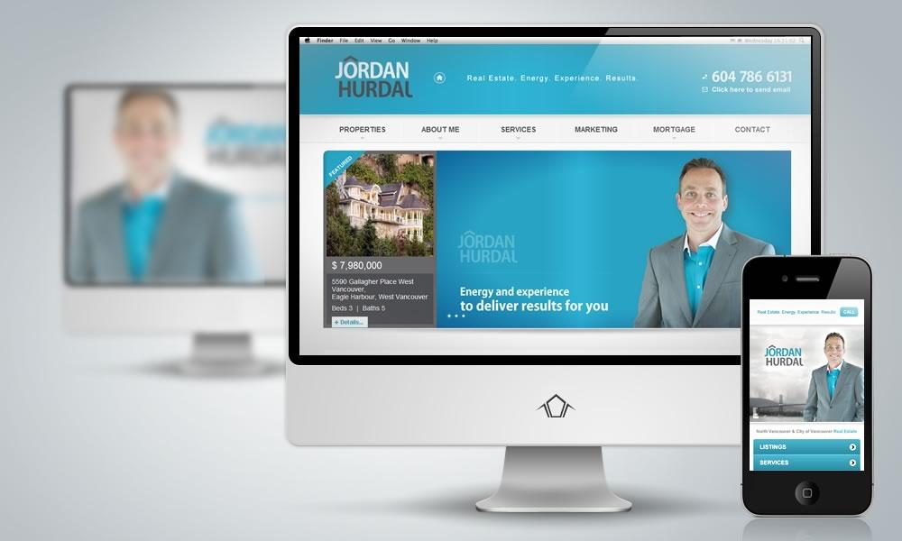 Web Design - Jordan Hurdal