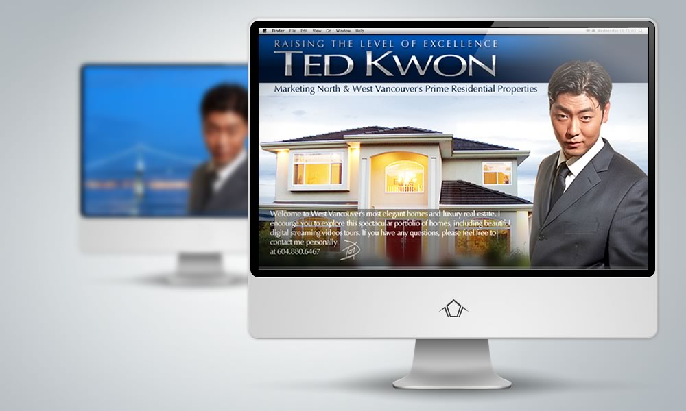 Web Design - Ted Kwon