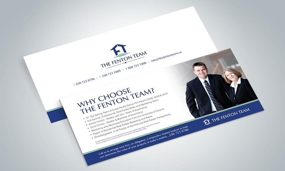 Branding and Graphic Design - The Fenton Team