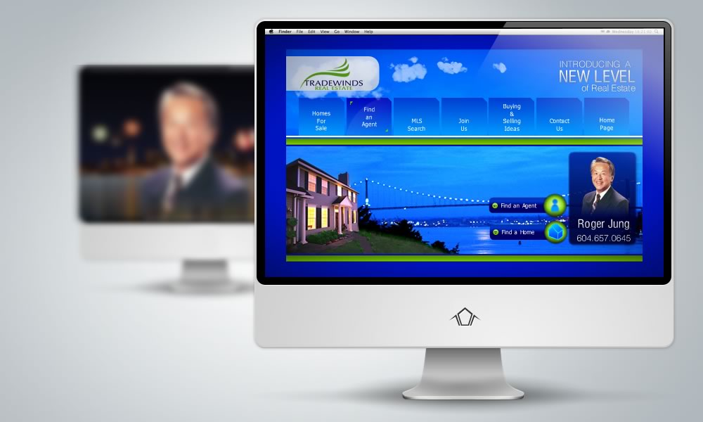 Web Design - Tradewinds Real Estate